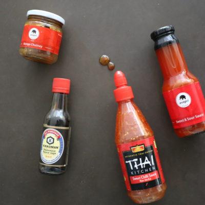 Asiatische Saucen